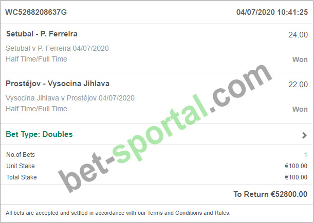sportal bet sure tips 100%