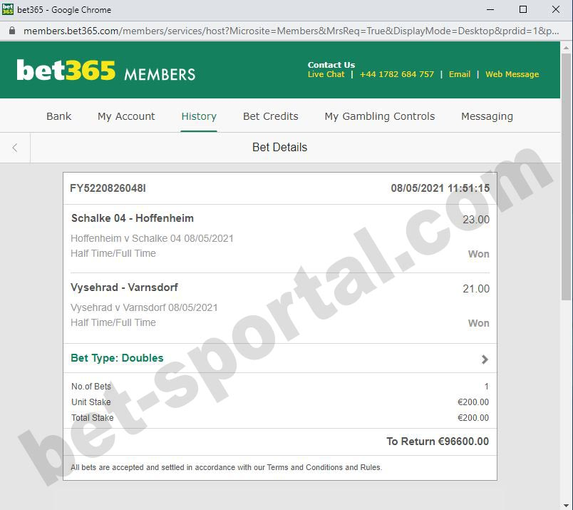 bet sportal secure ticket